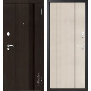 Metāla durvis Metalux (ražotas Baltkrievijā)