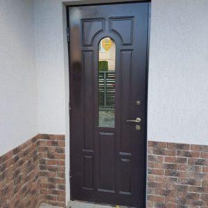 Metāla durvis (ražotas Latvijā)